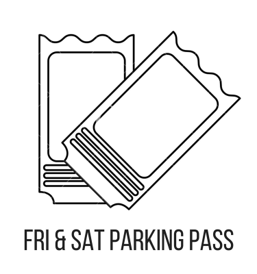 Friday and Saturday Parking Pass - Silverstone